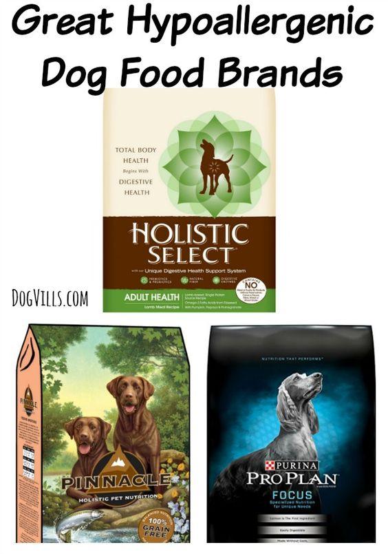 Top Hypoallergenic Dog Food Brands Allergies Dog Food