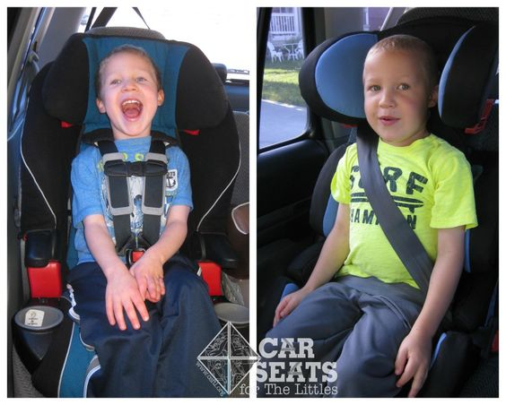 Five-Point Harnesses vs. Booster Seats: Choosing What's Right for Your Child at the Right Time
