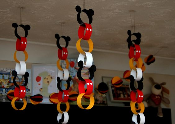 Diddle Diddle Dumpling | Scottish Parenting Lifestyle Blog: Mickey Mouse Party | Part 1.