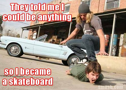 Is there an adult school that teaches skateboarding?