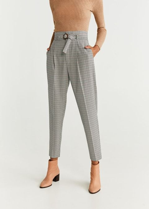 Sale Online 2019 For Woman Mango Canada In 2020 Jeans Models Trousers Women High Waisted