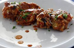 Saucy Chicken Wings Marinara