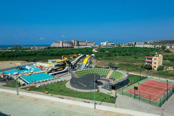 Zen The Inn Alanya Resort in Alanya,Gazipasa - Hotels in Türkei