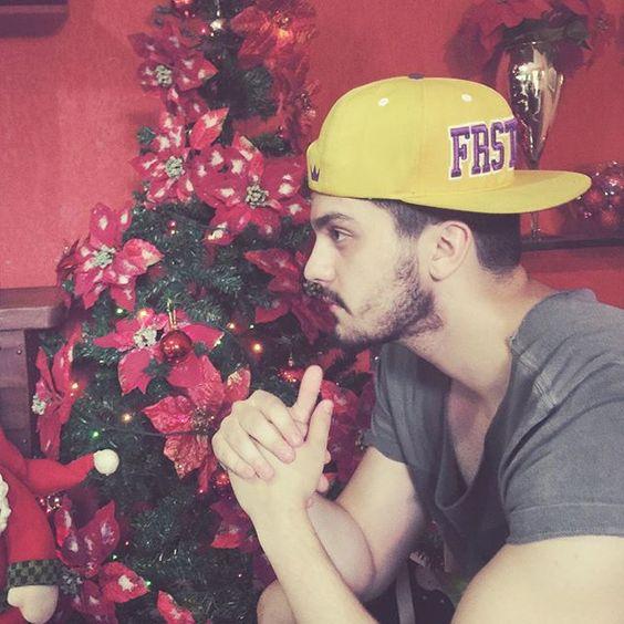 Famosos comemoram o Natal com familiares e amigos