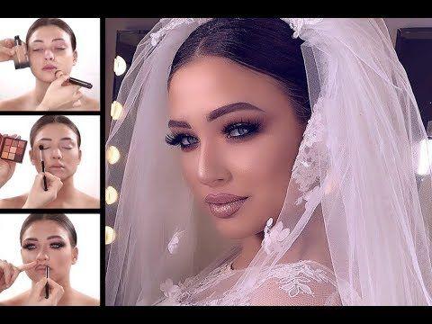 ميكب العروسه مكياج عروس 2020 2019 فخم ولا أروع Fashion Hijab