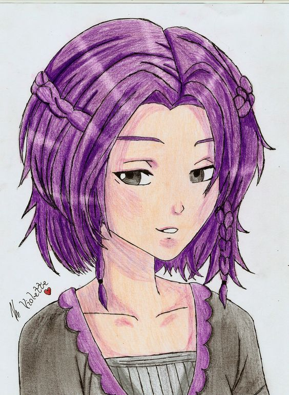 Violette by Vanilleaya on DeviantArt