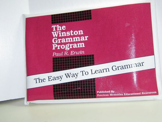 Learn how I taught my daughter homeschool grammar in a SHORT amount of time without a LOAD of effort.