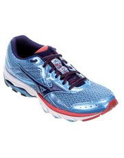 Tênis Mizuno Wave Elevation 2 - Azul+Rosa
