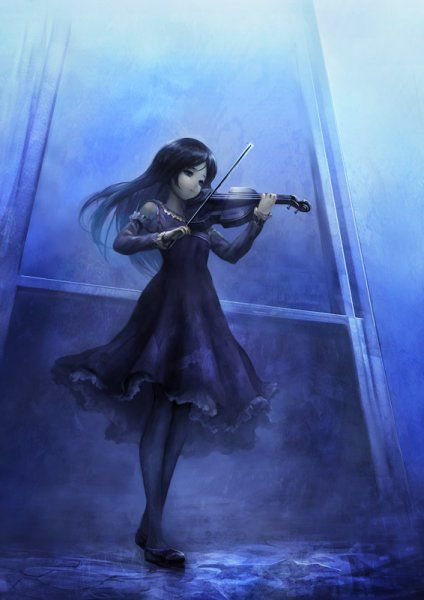 Sad Anime by Yunka16.deviantart.com on @deviantART | Art ...