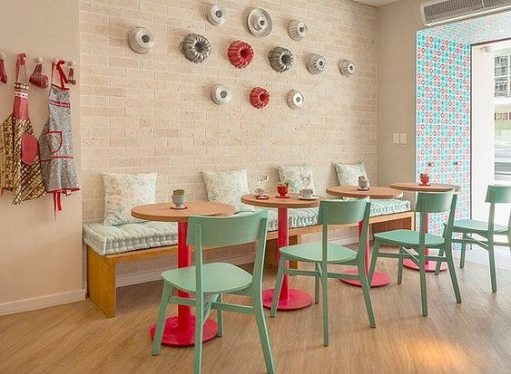 Decorar cafeteria vintage pesquisa google otros - Decoracion de cafeterias ...