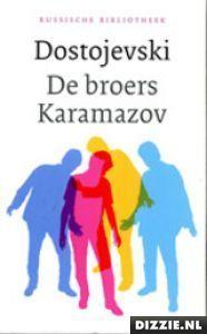 De broers Karamazov / The Brothers Karamazov - Fjodor Dostojevski
