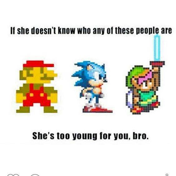 Y tu eres retro? #gaming #retrogaming #nintendo #sega #videogames