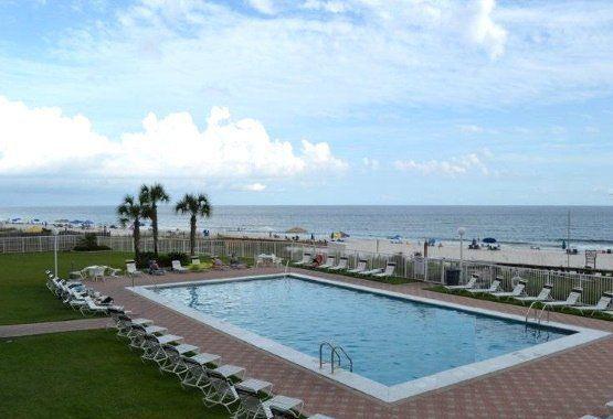 Four Seasons Orange Beach Condo Rentals
