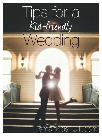 Here Comes the ... Children at Your Wedding | Tips for a Kid-Friendly Wedding — Smart Kids 101