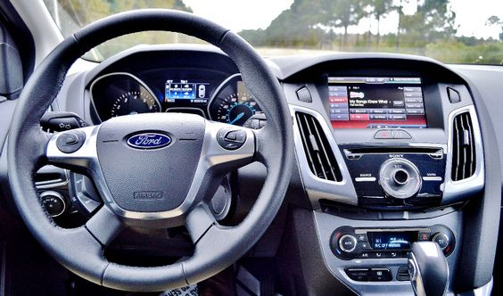 The Audio System From Sony Offers 355 Watts Of Continuous Power And 10 Speakers Including A Subwoofer Available Voice Automotive Group Ford Focus Used Cars