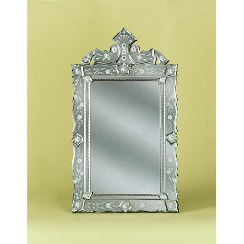 Howard Elliott Collection Calypso Gold Rectangle Mirror ...