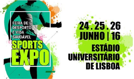 Sports Expo 2016: Feira do Desporto e Vida Saudável no Estádio Universitário
