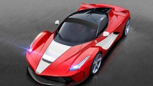 Ferrari LaFerrari EVOXX