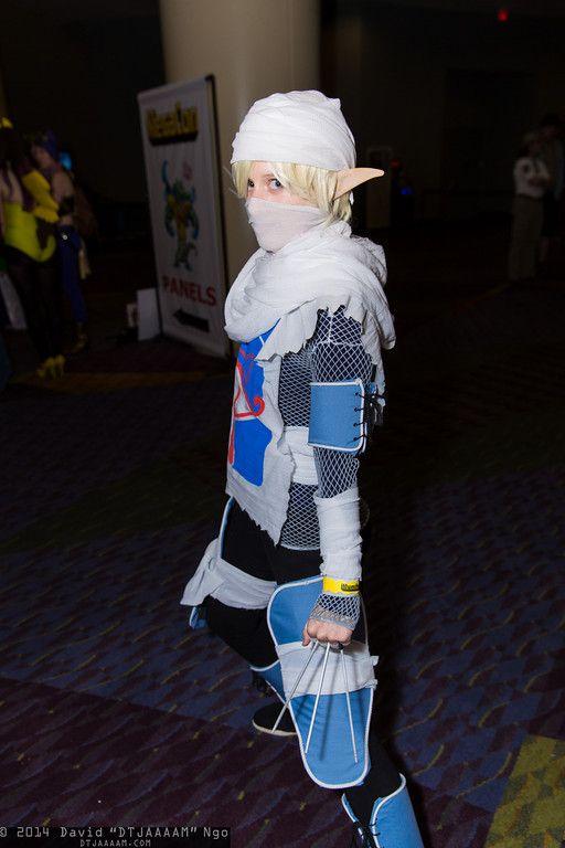 Sheik - MegaCon 2014 - Pic by #DTJAAAAM