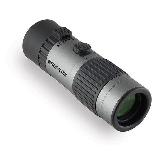 10-30X21 Echo Zoom Monocular, Black