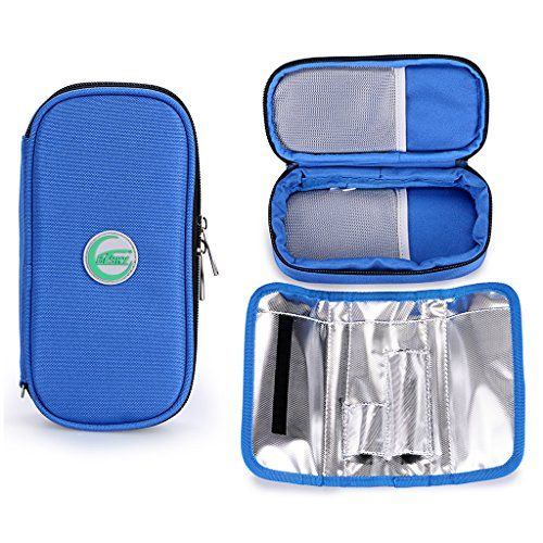 Btsky Insulin Cooler Travel Case Portable Diabetics Medication