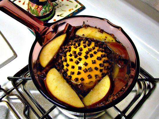 5 Simmer Pot Recipes To Make Your Home Smell Like Fall.
