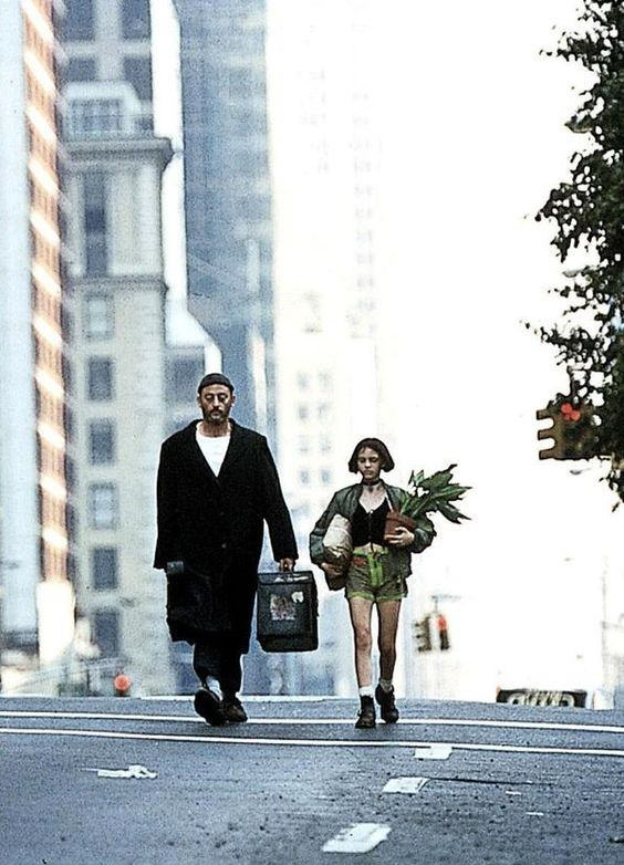 Leon (1994) Absolutely love the movie! Would highly recommend watching.