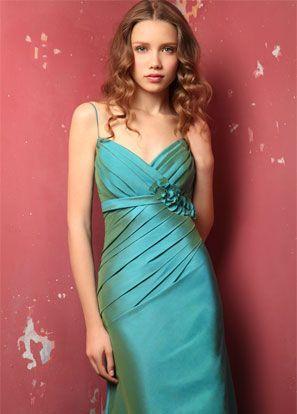 vestidos color jade 6
