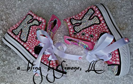 Custom Doc Mcstuffins Converse and t-shirt by ABlingbySimonellc