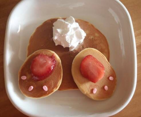 Easter breakfast idea