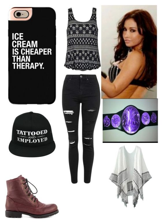 """Prp"" by ashley-purdys-girl-forever ❤ liked on Polyvore featuring Casetify, Topshop, Chinese Laundry and Ally Fashion"