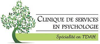 Clinique de Psychologie (Sherbrooke, Trois-Rivières & Québec)