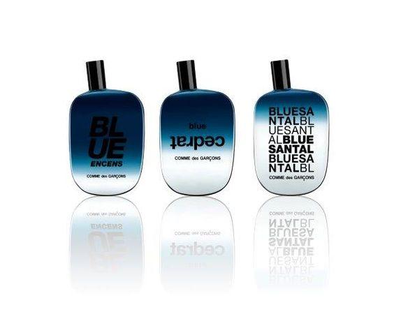 Comme des Garcons Parfum – Blue Invasion