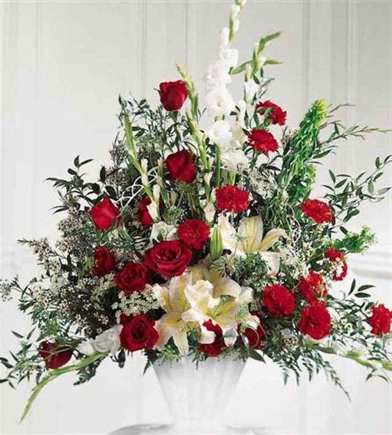 Image Result For Funeral Arrangements For Men Flowers