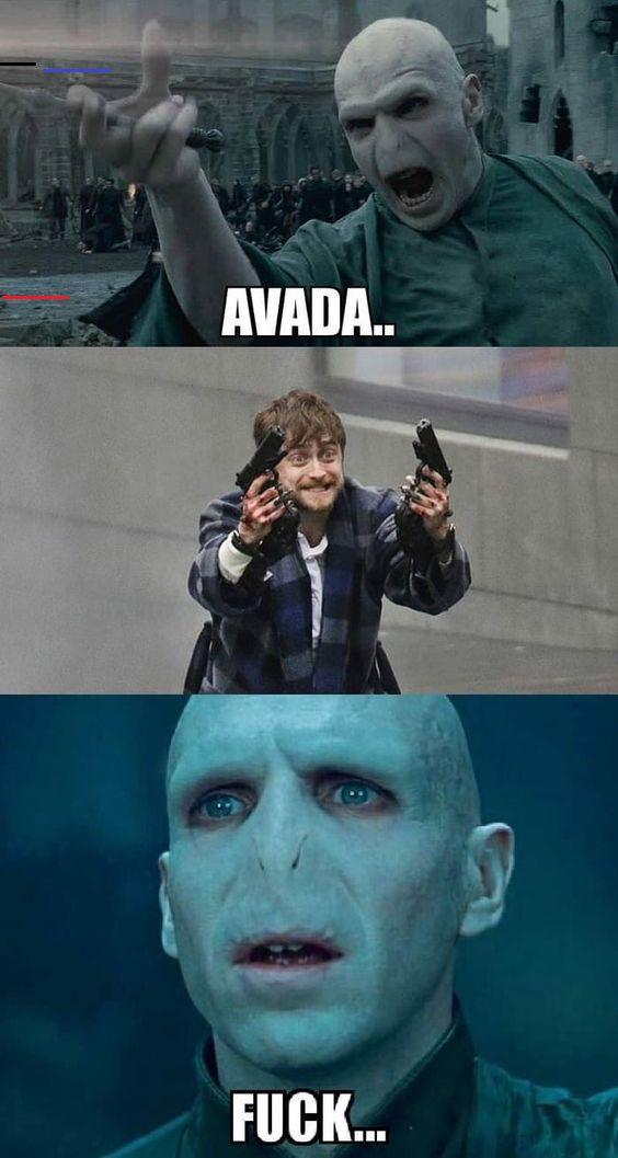 Harry Potter Gegen Voldemort Meme Gegen Harry Meme Potter