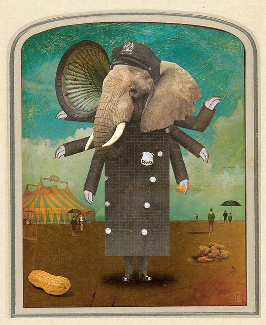David Vogin Illustration