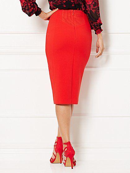 Eva Mendes Collection - Cosima Pencil Skirt  - New York & Company