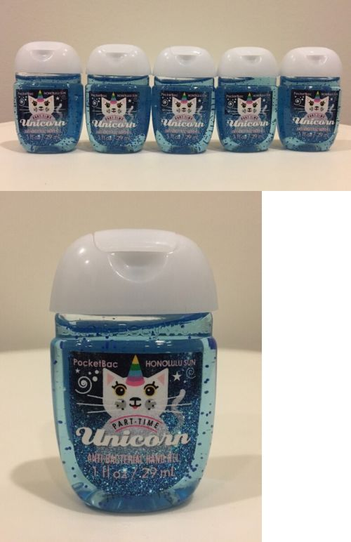 Hand Sanitizers 177663 Bath And Body Works Part Time Unicorn