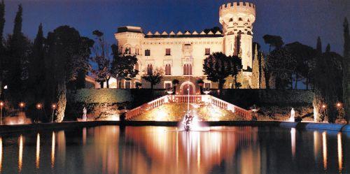 Projects PORCELANOSA Grupo: Castillo de Sant Marçal, Barcelona