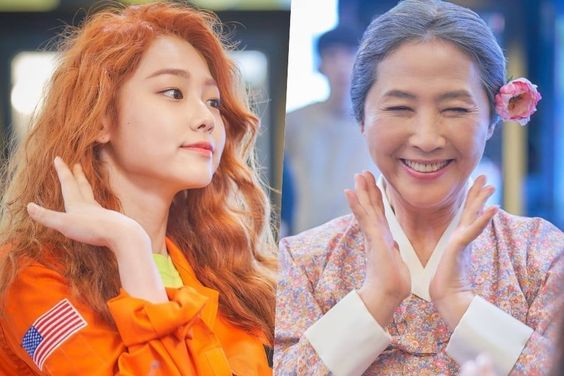 "gugudan's Mina And Go Doo Shim Show Mother-Daughter Chemistry In ""Mama Fairy And The Woodcutter"""