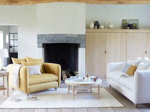 Podge Sofa In 2020 Love Seat Cosy Interior Oak Side Table