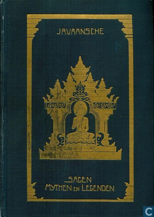Books - Meijboom-Italiaander, Jos - Javaansche Sagen Mythen en Legenden