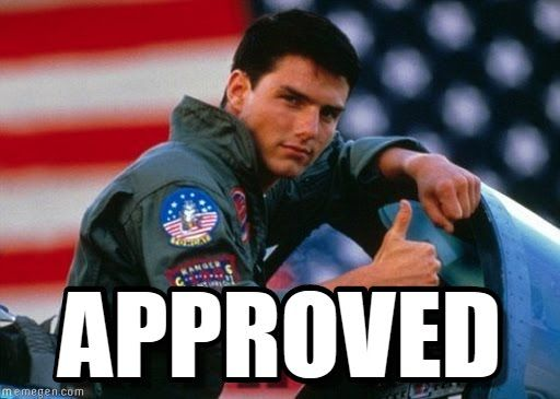 Image result for top gun meme