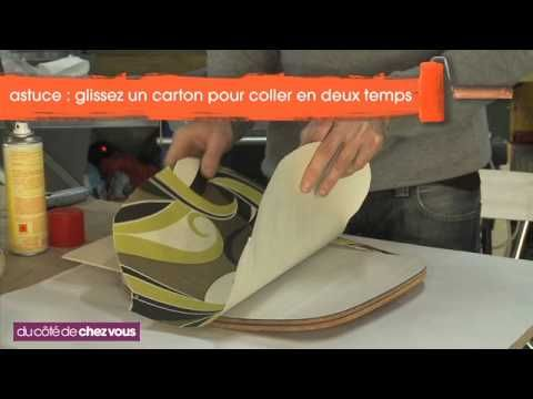 Relooker une chaise en formica chairs relooking - Relooker chaise formica ...