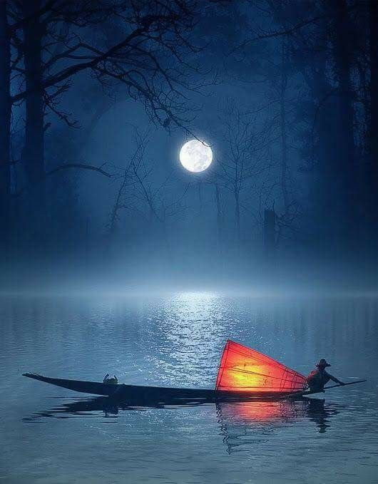 River At Night Water Nature River Photography Night Earth Pictures River Photography Nature Photography