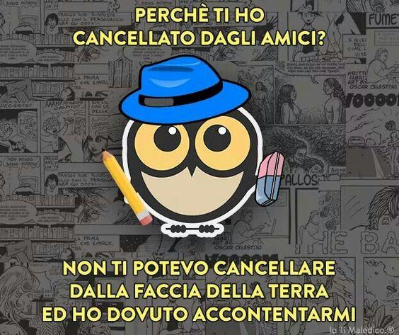 Io Ti Maledico: