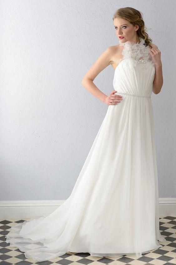 Kleid der Firma Lohrengel