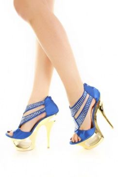 Hooker shoes but I lovem!!!