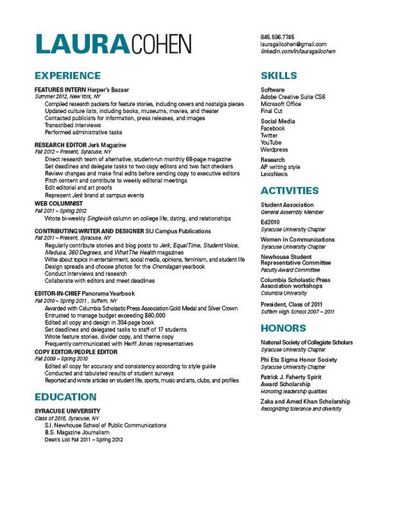 graphic designer resume - Google Search graphic design - ux designer resume