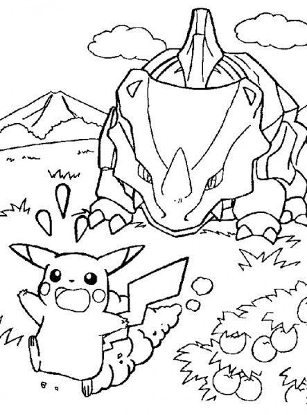 Pin By Nguyen Betta On Possible New Coloring Pages For Me In Order To Calm Down Pokemon Coloring Pages Pokemon Coloring Pikachu Coloring Page